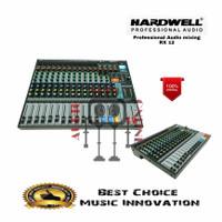 Audio Mixer Hardwell RX 16 / RX16 Bluetooth Soundcard Mp3