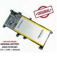 Original Baterai Asus A455L X455L X455LA X455LD A455LB A455LD C21N1401