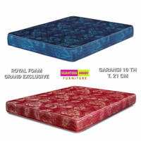 kasur busa royal foam grand exclusive garansi 10 th