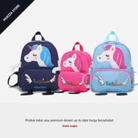 Tas ransel Anak Kuda poni unicorn Termurah/ ransel lucu anak/ promo