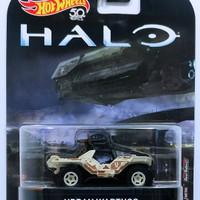 Hot Wheels Halo Urban Warthog Retro Real Riders 50th Edition ban karet