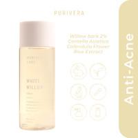 Purivera White Willow Toner Essence Centella Anti Acne Natural BHA 2%