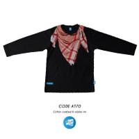 Baju Kaos Sorban Anak Laki laki Cowok Islami Branded Ammar Kids