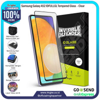Ringke Galaxy A52 Full Tempered Glass Screen Protector Anti Gores