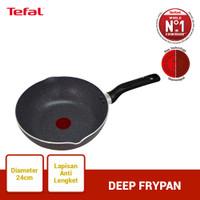 Tefal Natura Deep Frypan 24cm - Panci Wajan Penggorengan