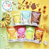 OMO! OMO Crunch It - Omo Healthy Snack Bayi Anak 25 gr