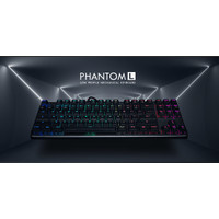 Keyboard Mechanical Tecware Phantom L RGB Low Profile TKL KEYBOARD