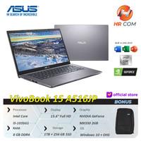 Asus Vivobook 15 A516JP i5 1035G1 8GB 1TB+256ssd MX330 2GB Win10+OHS