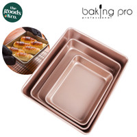 Loyang Kue Persegi / Baking Tray / Oven Tray / Loyang Bolu Gulung