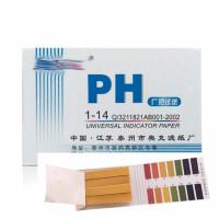 PH Test Paper / Kertas PH Meter / Kertas Lakmus Ecer 80 Strip