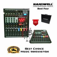Audio Mixer HARDWELL Best Four / BestFour Bluetooth Mp3 Soundcard