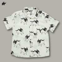 Wanderkids kemeja anak laki-laki hem cowok boy shirt kids fashion - Barkley, M