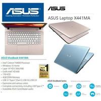 Asus X441MA - Celeron N4000 - 4GB RAM - 1TB HDD - ASUS VIVOBOOK X441MA