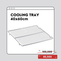COOLING TRAY 40x60 CM / LOYANG PENDINGIN