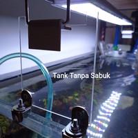 Dudukan Lampu Aquascape Akrilik / Stand Lapmpu Aquascape