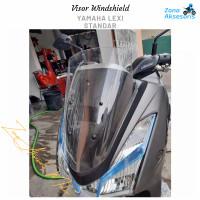 Visor windshield yamaha lexi std Thailand variasi lexi Aksesoris lexi