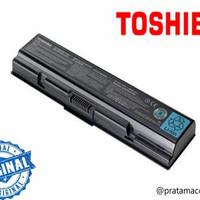 Baterai Laptop Toshiba Satellite A200 A205 L200 M200 M205 A210 PA3534U