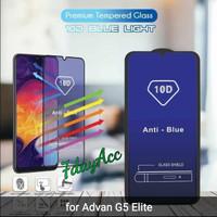 ADVAN G5 ELITE TEMPERED GLASS BLUERAY ANTI GORES KACA ANTI UV