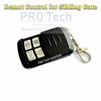 Remot Control pintu otomatis Autogate 4chanel