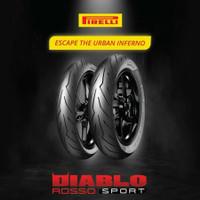 Ban Motor Pirelli Diablo Rosso Sport Ring 14