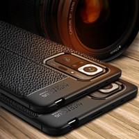 Case Auto Fokus Xiaomi Redmi Note 4 Note 5 Silicone Anti Slip - Black