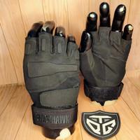 sarung tangan tactical blackhawk pendek sarung tangan motor kulit