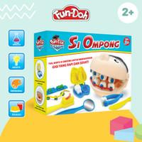 Fundoh Si Ompong - Mainan Anak - Mainan Lilin - Mainan Edukasi