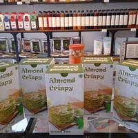 Almond Crispy Greentea -08