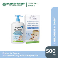 Corine De Farme Ultra Protecting Hair & Body Wash 500 Ml