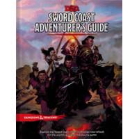Wizards RPG Team - Dungeons Dragons Sword Coast Adventurers Guide