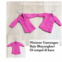 MINIATUR GANTUNGAN BAJU PSH BHAYANGKARI