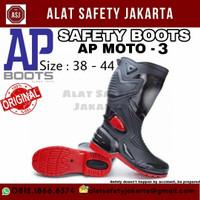 Sepatu boot AP MOTO 3 - 39