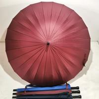 payung Mobil jumbo Besar 24jari polos