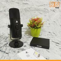 Microphone USB Condenser Maono AU-903 Recording Podcast Live Zoom ASMR
