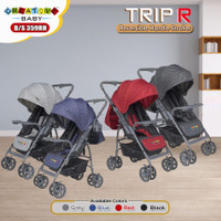 Creative Stoller 359 Trip R Dua Arah / Kereta Bayi