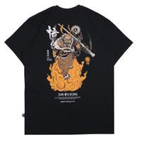 KREMLIN Mythology V.1 T-shirt Kaos Hitam - Sunwukong - Black