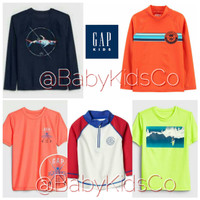 ORIGINAL Baju Renang anak Gap Kids Oshkosh Old Navy rashguard swimsuit