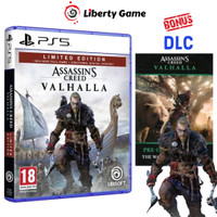 PS5 Assassins Creed Valhalla Limited Edition