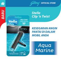 Stella Clip & Twist Aqua Marine