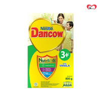 Dancow 3+ vanila 800 gram
