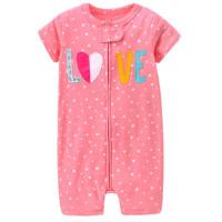 Baju bayi / jumper baby cewe / romper bayi perempuan murah lucu