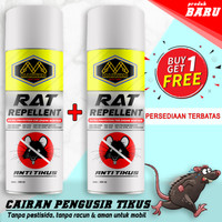 spray pengusir tikus mesin mobil/anti tikus/pembasmi tikus By Maxxim