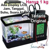 Nano USB Mini Aquarium Akuarium Dekstop