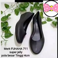 Sepatu pantofel wanita,sepatu kerja wanita super jelly murah meriah