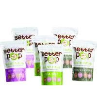 BetterPop Paket Hemat 6pcs