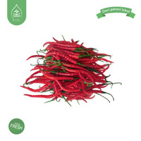 Cabe / Cabai Keriting Merah Segar / Harga per 250 gr