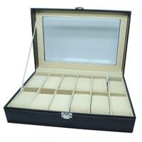 Kotak Jam Tangan FULL KULIT| Tempat Jam Tangan | Watch Box