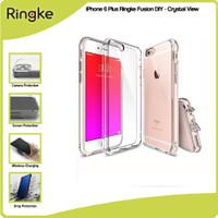 Ringke iPhone 6 Fusion Crystal Softcase Anti Crack Military Tough