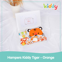 Kiddy Baby Hampers/ Baby Set - Tiger - orange - 1207