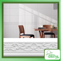 Semua Gratis - Wallpaper Dinding Foam 3D / Motif List